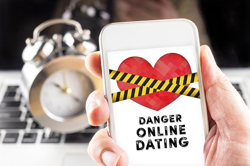 Online dating is ruining romance